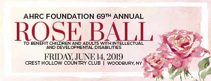 69th AHRC Foundation Rose Ball @ Crest Hollow Country Club | Woodbury | New York | United States
