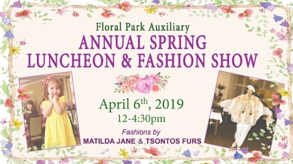 Floral Park Auxiliary Spring Luncheon and Fashion Show @ Garden City Country Club | Garden City | New York | United States