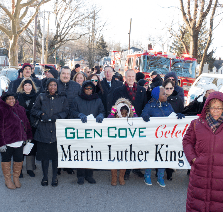 AHRC Nassau and Glen Cove Community celebrate Martin Luther King Jr. Day