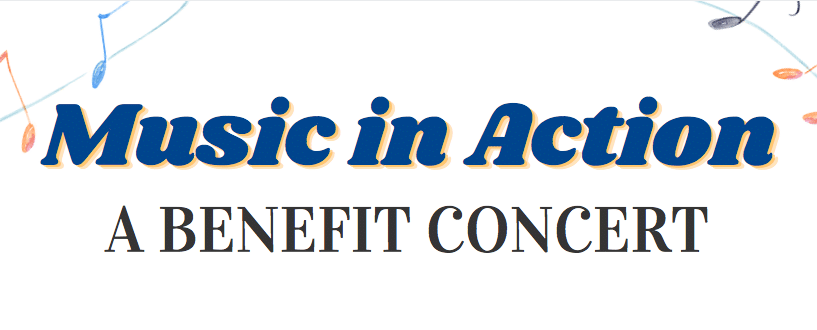 Music in Action - A Benefit Concert Supporting NOSH and Island Harvest @ Join us Online!