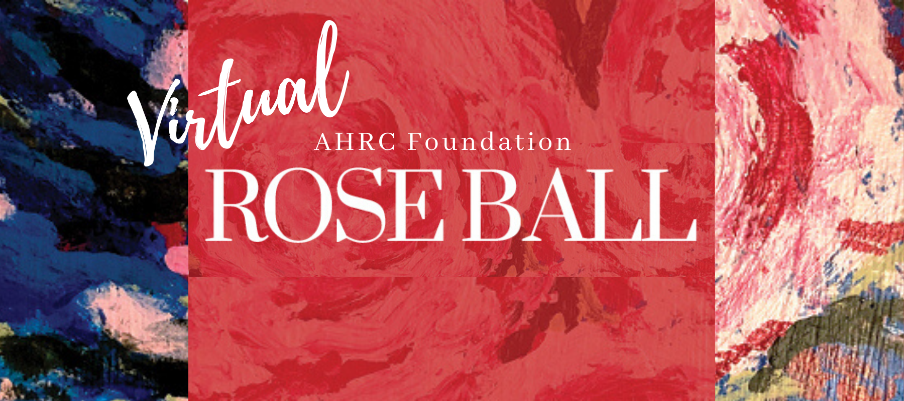 Virtual Rose Ball - Celebrating 70 Years! @ Join Us Online!