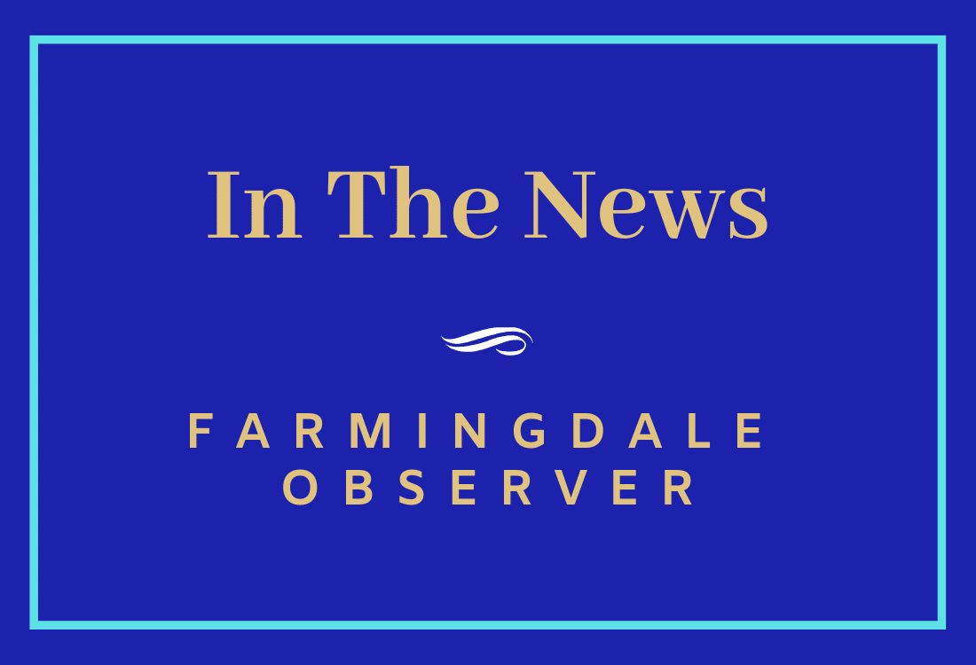 "AHRC Nassau was ""In the News"" - Farmingdale Observer"