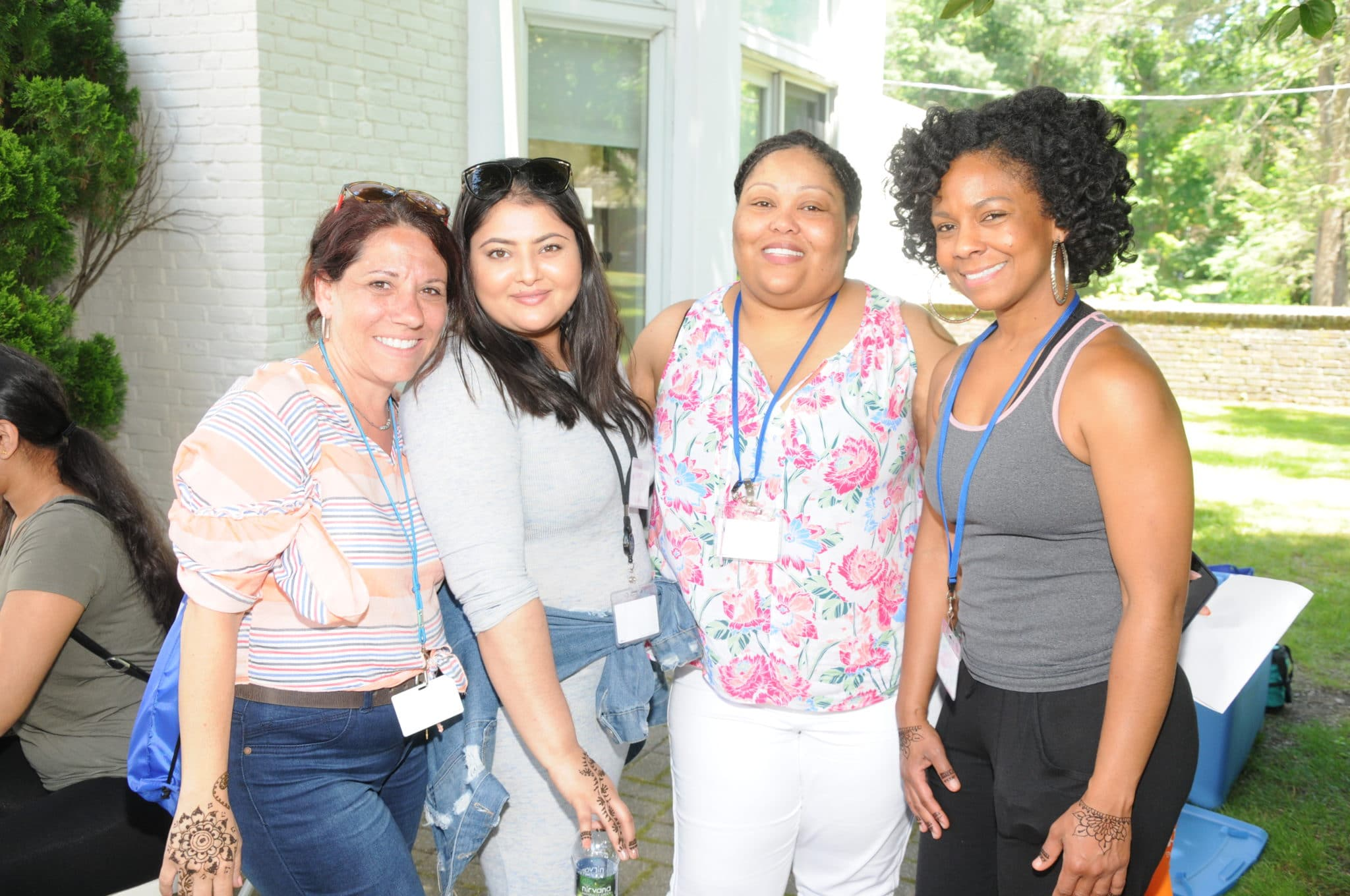 HR team celebrates at Diversity Committee hosted picnic