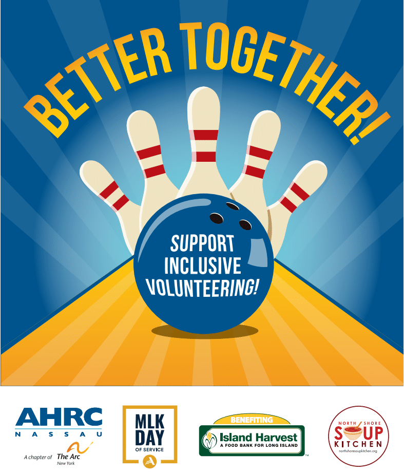 Better Together - Support Inclusive Volunteering