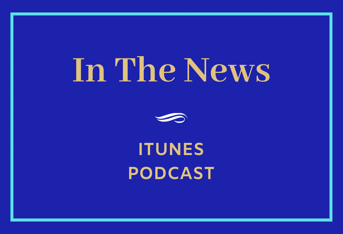 In the News - iTunes Podcast