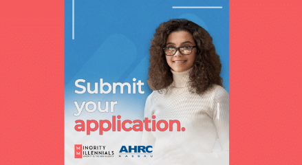 Submit your application - Minority Millennials and AHRC Nassau